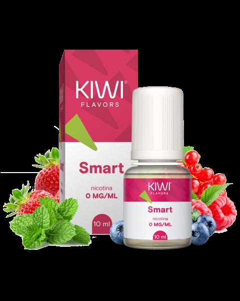 Frutti rossi e Menta - Smart | 10ML